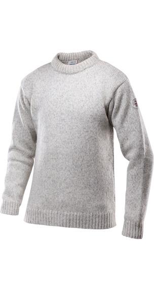Devold Nansen Sweater Crew Neck Unisex Grey Melange